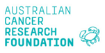 Australian Cancer Research Foundation Logo Small
